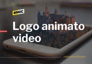 Video logo animato