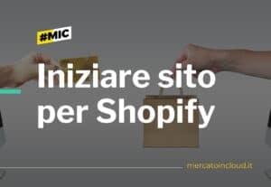4163Iniziare sito su shopify