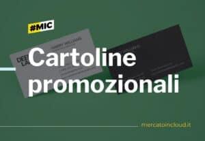 4195Cartoline promozionali